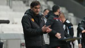 Ünal Karamandan Beşiktaş maçı sonrası flaş sözler Müdahale izlenebilirdi