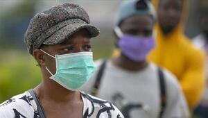 Güney Afrika Cumhuriyetinde koronavirüs vaka sayısı 1 milyon 412 bini geçti