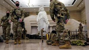 Trumpın Senatodaki azil yargılaması için Washingtonda 5 bin Ulusal Muhafız kalacak