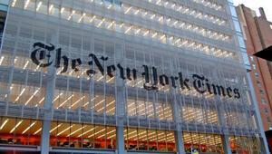 New York Times yazarına ajans suçlaması