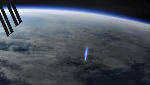Bilim insanları mavi jetlerin canlandırma görüntüsünü yayınladı