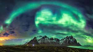 Görsel şölen oluşturan Kuzey Işıkları... İşte en iyi görülen 10 nokta
