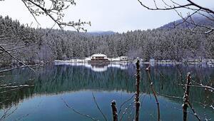 Türkiye'nin keşfedilmeyi bekleyen doğa harikaları... Hepsi kışın bir başka güzel