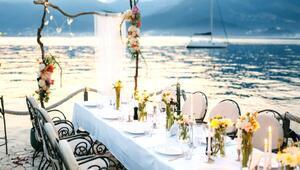 Yüksek gelirli düğünlerin merkezi olacak