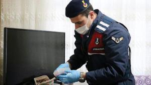 Antalyada jandarmadan uyuşturucu operasyonu: 47 gözaltı