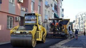 Yüksekalanda çalışmalar sokak sokak devam ediyor