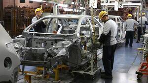 Otomotiv şehri Sakaryada 2020de üretilen her 100 araçtan 76sı ihraç edildi