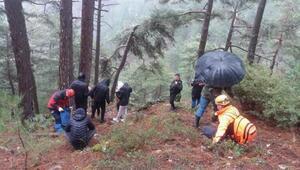 Merkezefendi ilçesinde dağda kaybolan 3 genç AFAD ekipleri tarafından bulundu.