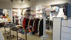 Lüleburgazda, Sevgi Mağazasından bir haftada 78 aile faydalandı