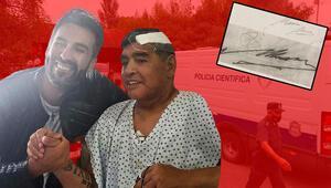 Maradonanın ölümünün ardından çarpıcı gerçek ortaya çıktı Savcılık doğruladı...