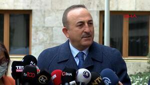 Son dakika: Dışişleri Bakanı Mevlüt Çavuşoğlundan kaçırılan denizcilere ilişkin açıklama