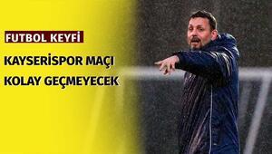 Tolga Kuru: Kayserispor maçı Fenerbahçe için çok kolay geçmeyecek
