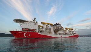 Fatih sondaj gemisi Türkali-2deki sondajı için gün sayıyor
