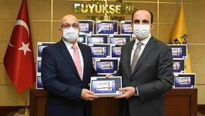 Konya Büyükşehir'den eğitime 10 bin tablet desteği