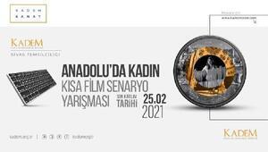 KADEMden Anadoluda Kadın konulu senaryo yarışması