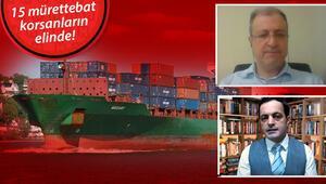 15 mürettebat korsanların elinde Gemilerde silahlı güvenlik var mı İşte merak edilen sorunun cevabı…