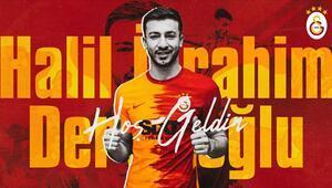 Halil İbrahim Dervişoğlu kimdir, kaç yaşında İşte Galatasarayın yeni transferi Halil Dervişoğlu hakkında bilgiler