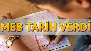 2021 Bursluluk sınavı başvuruları ne zaman başlayacak İşte İOKBS sınav takvimi
