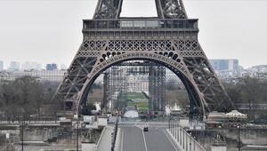 Fransada koronavirüs nedeniyle son 24 saatte 449 kişi hayatını kaybetti