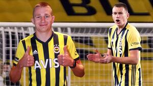 Fenerbahçede alkışlar Attila Szalaiye