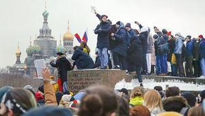 Rusya'da Navalni tansiyonu