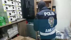 Ankarada bir haftada 51 kaçakçı gözaltına alındı