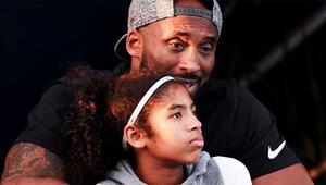 Kobe Bryant ve kızı Giannanın ölümünün ardından tam 1 yıl geçti