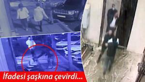 Beşiktaşta bıçaklı saldırıda bulunmuştu Böyle yakalandı