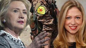 Dizisini çekecekler... Clinton ailesinden YPG/PKKya skandal destek