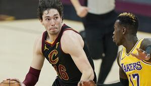 NBAde Gecenin Sonuçları | Cedinin 20 sayısı Cavaliersa yetmedi LeBrondan 46 sayı...