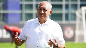 Gaziantep FK Başkanı Mehmet Büyükekşi: Galatasarayı yenebilecek kaliteye sahibiz
