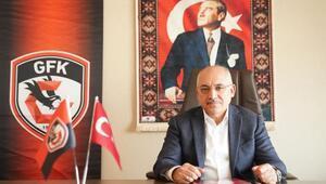 Gaziantep FK'da hedef Galatasaray maçını kazanmak