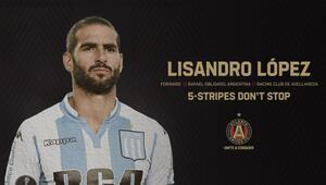 Lisandro Lopez, Atlanta Unitedda