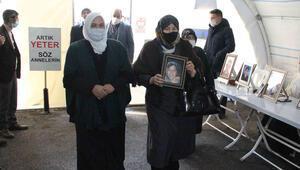 Diyarbakırda HDP önündeki evlat nöbetinde 512nci gün; aile sayısı 194 oldu