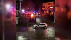 Hollandada salgın tedbirlerine karşı protestolar şiddetini arttırdı