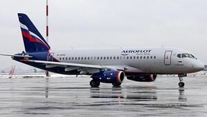Aeroflotun yolcu sayısında sert düşüş