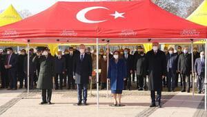 Atatürk'ün Gaziantep'e gelişinin 88inci yıl dönümü kutlandı