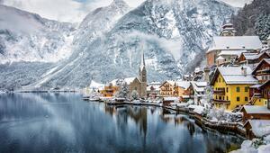 Kışın en çok yakıştığı kasaba: Hallstatt