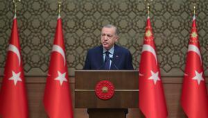 Son dakika... Cumhurbaşkanı Erdoğandan aşı açıklaması: 50 milyon doz ülkemize gelecek