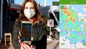 Koronavirüs haritasında büyük değişim… Kentin kuzeyinde yaşayanlar şaşırdı