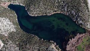 Batı Akdenizdeki sulak alanlar hayran bıraktı