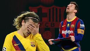 Barcelonada büyük kriz Tehlike çanları çalıyor...