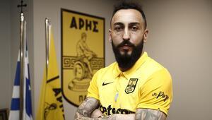 Kostas Mitroglounun yeni takımı Aris