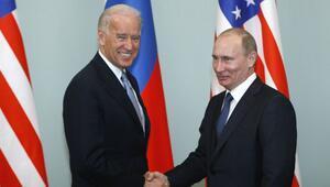 Son dakika haberi: Rusya lideri Putinden ABD Başkanı Bidena tebrik