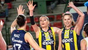 Fenerbahçe Opet: 3 - Nantes: 0