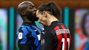 Ibrahimovic ve Lukaku arasında gerginlik Küfürler, kartlar...