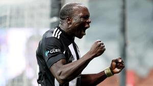 Beşiktaşta Aboubakar'a iki talip çıktı