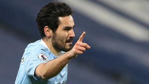 İlkay Gündoğan attı, Manchester City liderliği aldı