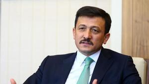 Hamza Dağ açıkladı: İzmir'e 2 milyar 600 milyon lira nakit destek
