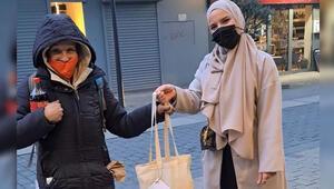 'Soğuk Bir Günde, Sıcak Bir Yardım'